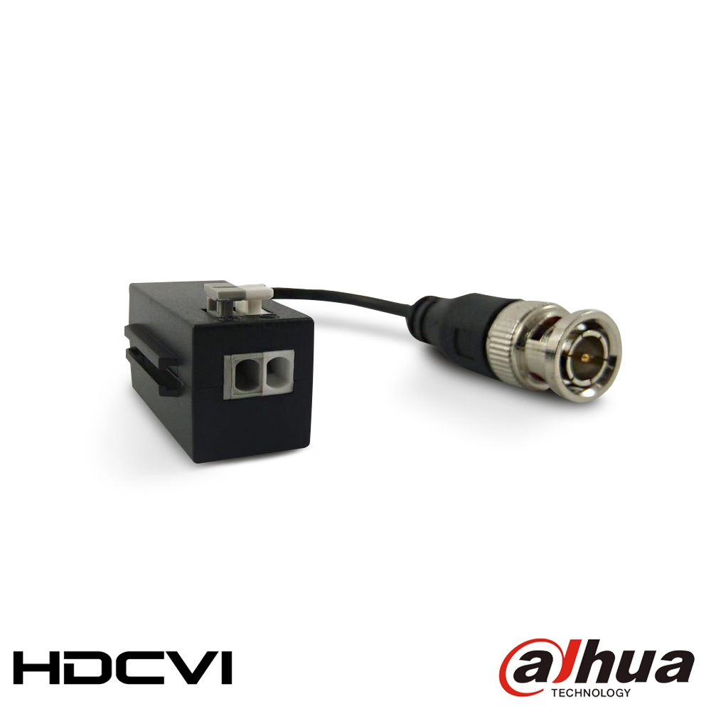 VIDEO BALUN PASIV HDCVI 4MP DAHUA PFM800-4MP
