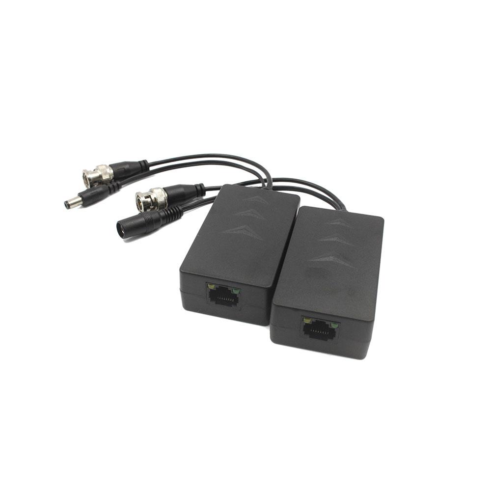 Video balun pasiv HDCVI/TVI/AHD/CVBS Dahua PFM801-4MP, pret/pereche imagine spy-shop.ro 2021