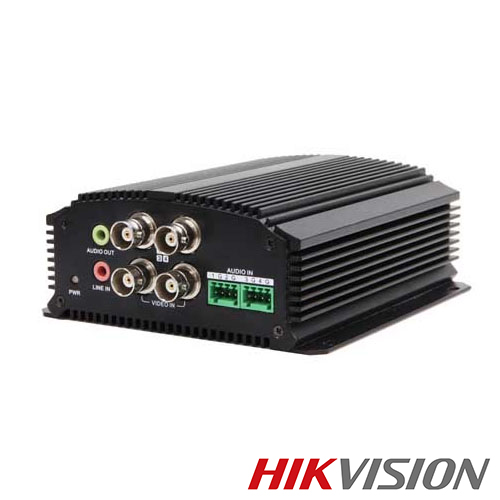 VIDEO SERVER ENCODER IP HIKVISION DS-6704HFI