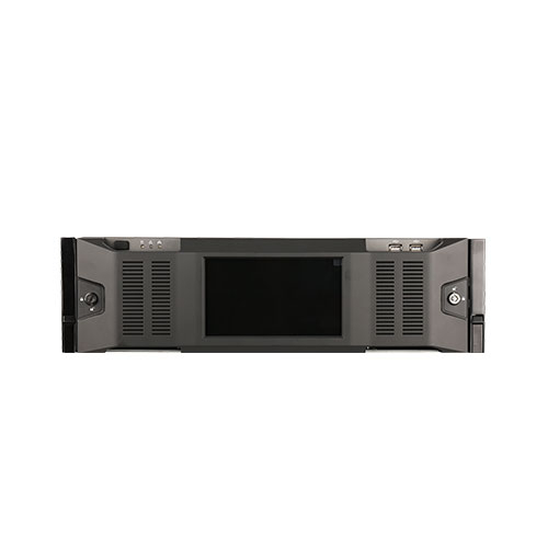 Video server smart Dahua IVSS7016DR-4I, 12 MP, 256 canale, 512 Mbps, functii smart, alimentare redundanta imagine spy-shop.ro 2021