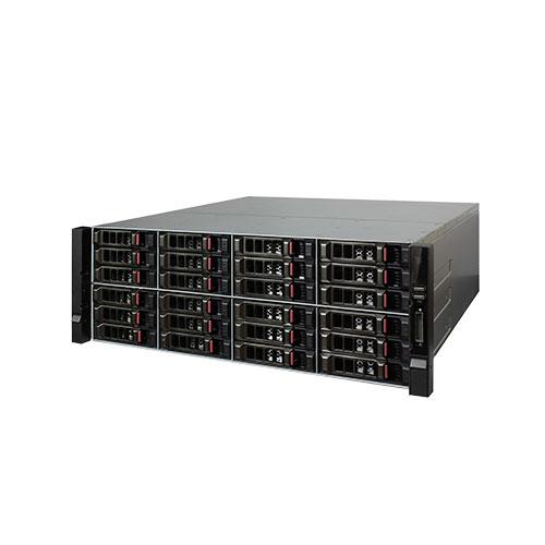 Video server smart Dahua IVSS7024-8I, 12 MP, 256 canale, 512 Mbps, functii smart imagine spy-shop.ro 2021