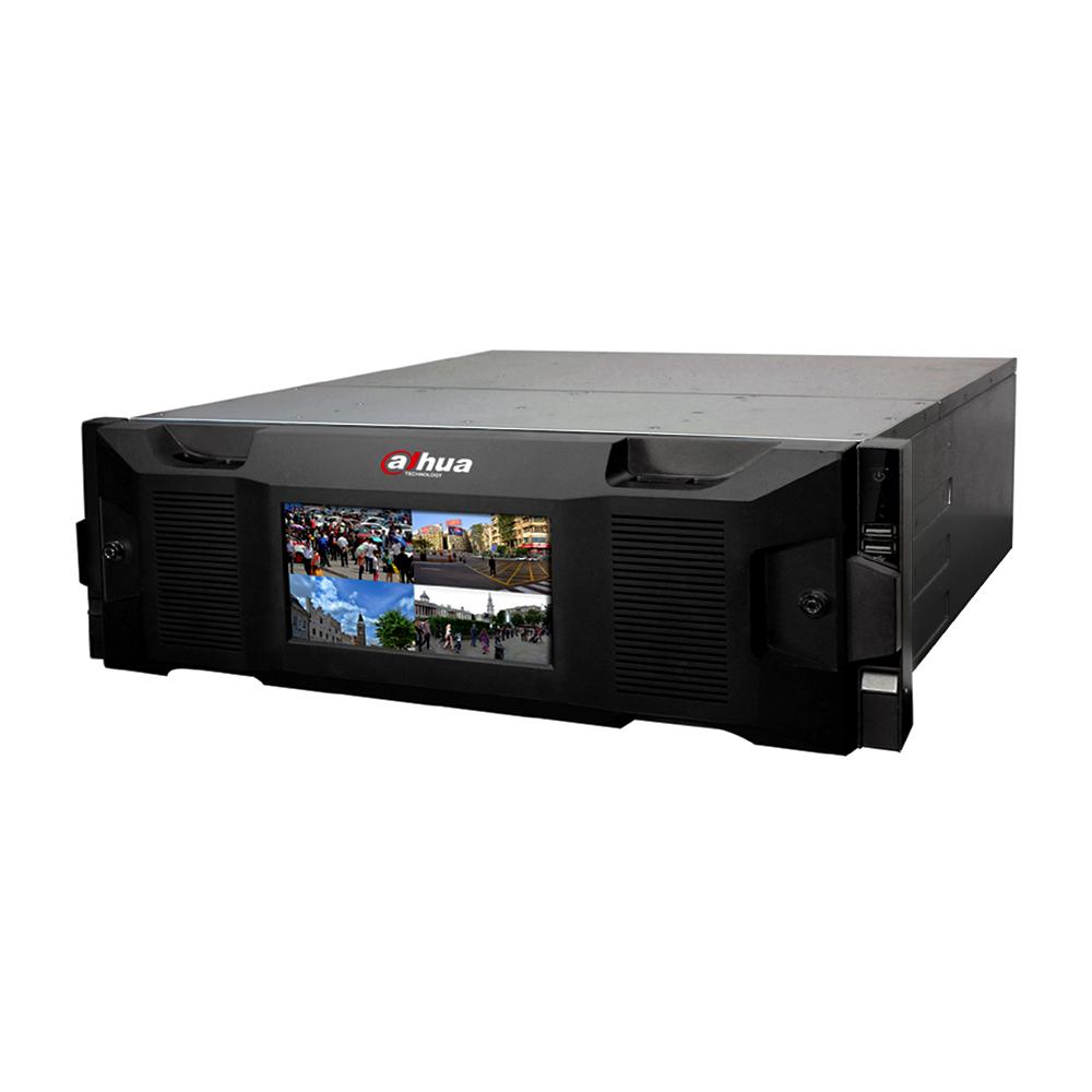 Video server smart Dahua WizMind IVSS7024DR-16I, 12 MP, 256 canale, 512 Mbps, functii smart imagine spy-shop.ro 2021