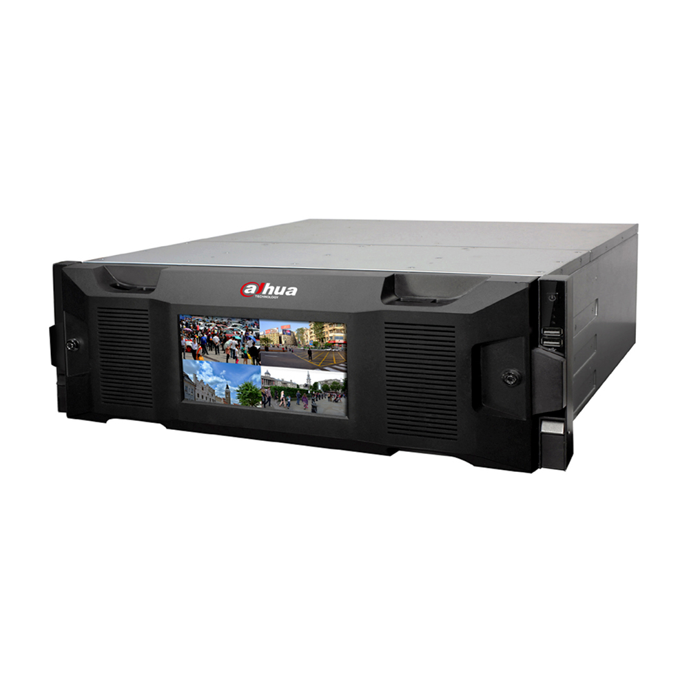 Video server smart Dahua WizMind IVSS7024DR-8I, 12 MP, 256 canale, 512 Mbps, functii smart imagine spy-shop.ro 2021