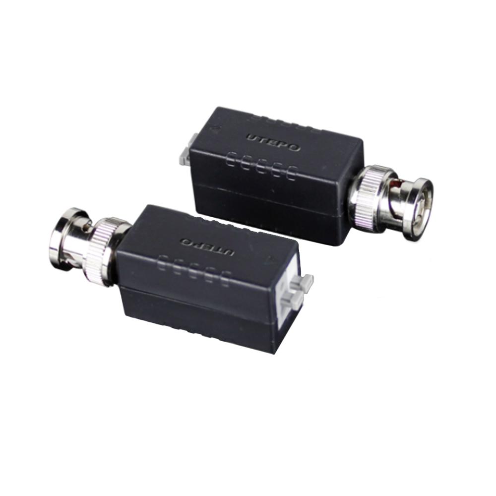 Video balun UTP101P-IV pasiv, 1 canal video, > 60 db, 4 KV, pret/pereche imagine spy-shop.ro 2021