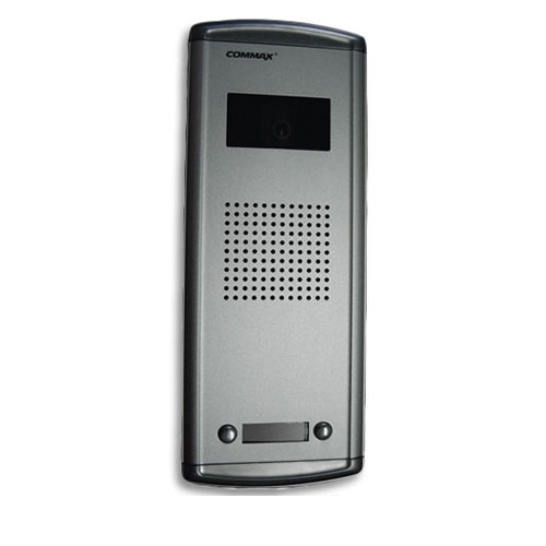 Videointerfon de exterior Commax DRC-2AM, 2 familii, ingropat, 4 fire imagine spy-shop.ro 2021
