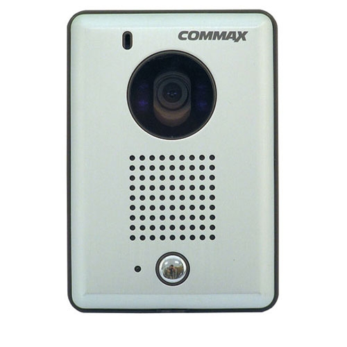 Videointerfon de exterior Commax DRC-40CS, 1 familie, aparent, 4 fire imagine spy-shop.ro 2021