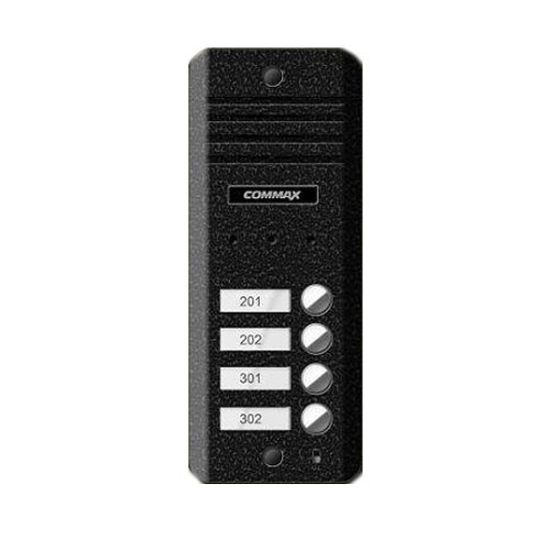 Videointerfon de exterior Commax DRC-4BD, 4 familii, aparent imagine spy-shop.ro 2021