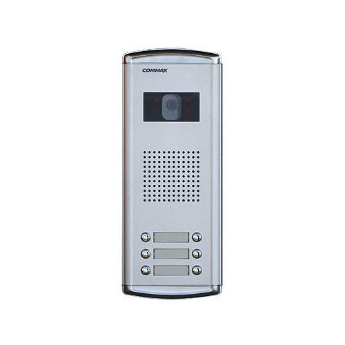 Videointerfon de exterior Commax DRC-6AC, 6 familii, ingropat, 4 fire imagine spy-shop.ro 2021