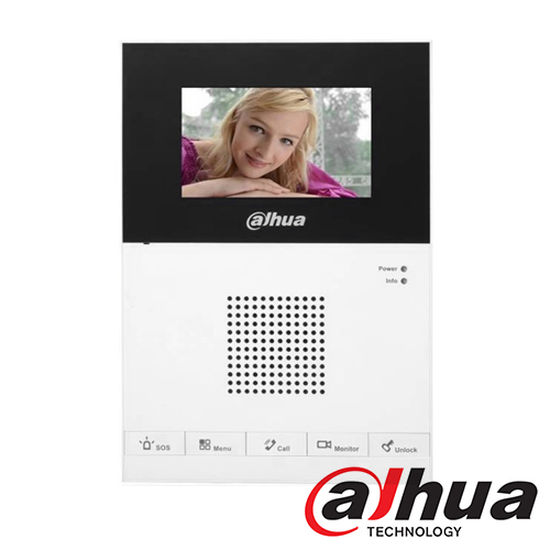 VIDEOINTERFON DE INTERIOR DAHUA DH-VTH1200CS