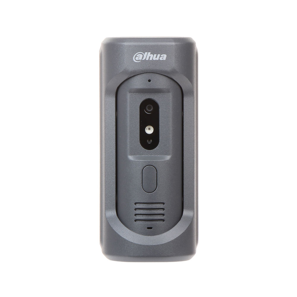 Videointerfon de exterior IP Dahua VTO2101E-P, 2 MP, aparent, 1 familie imagine spy-shop.ro 2021