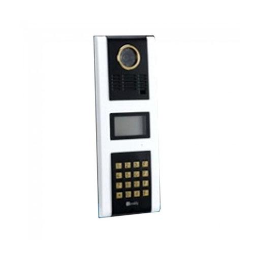 Videointerfon de exterior master Genway C6831D-C, 1/3 inch, ingropat, bloc