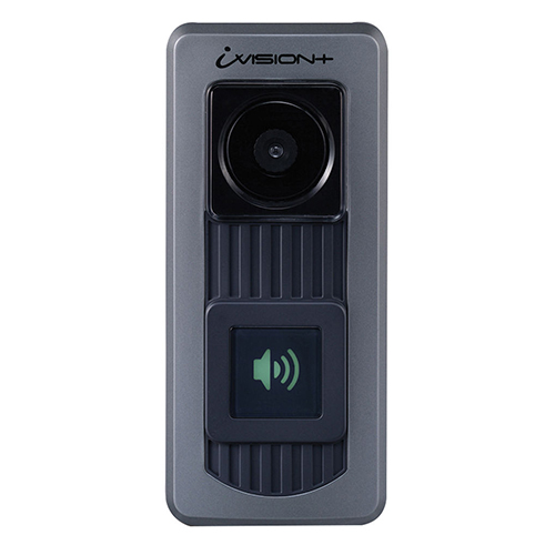 Videointerfon de exterior Optex Ivision IVP-DU, 1 familie, aparent, 10-24 V imagine spy-shop.ro 2021