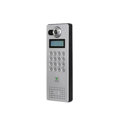 Videointerfon de exterior Paxton 337-837-EX, aparent, PoE, RFID imagine spy-shop.ro 2021