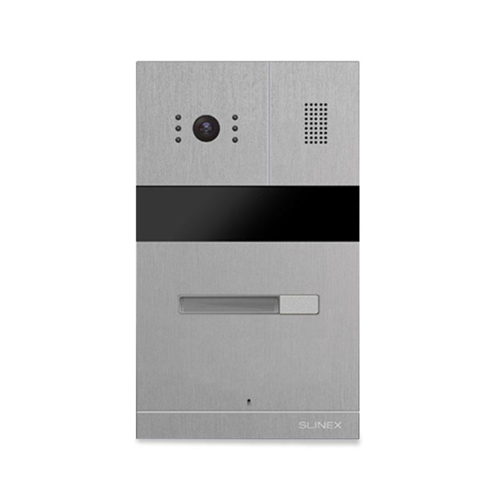 Videointerfon de exterior RFID Slinex MA-01 IR-CUT, 248 utilizatori, 1 familie, 2 MP imagine