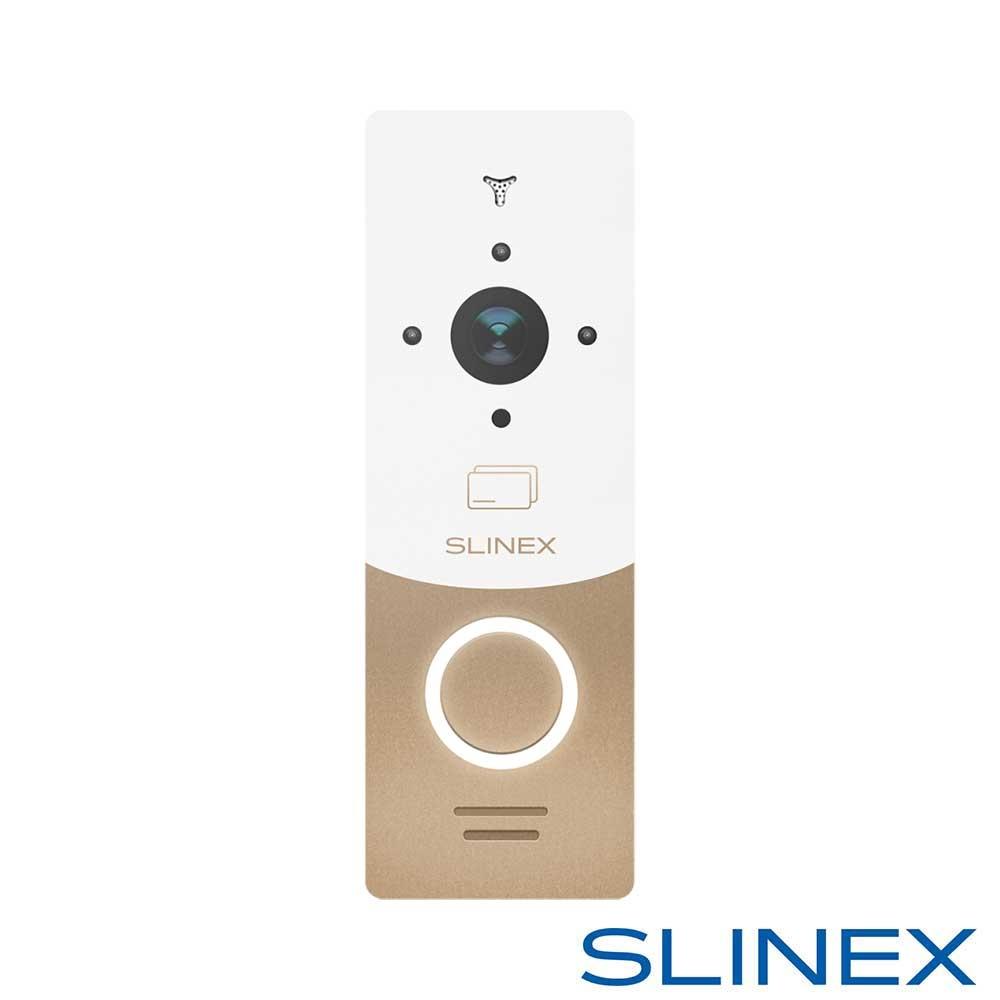 VIDEOINTERFON DE EXTERIOR RFID SLINEX ML-20CR-GW