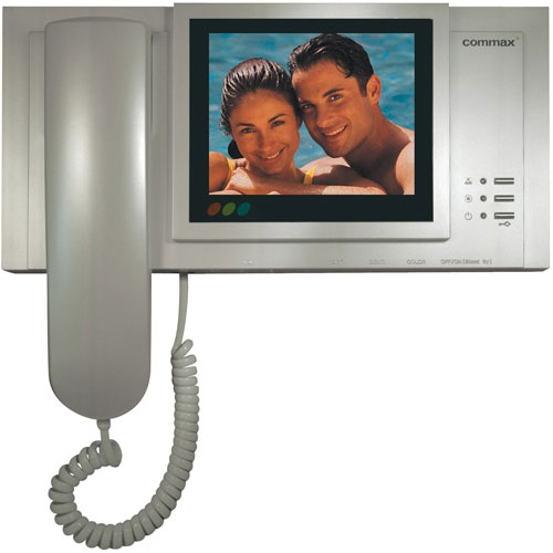 Videointerfon de interior Commax CDV-50, 4 fire, aparent, 110-240 V imagine spy-shop.ro 2021