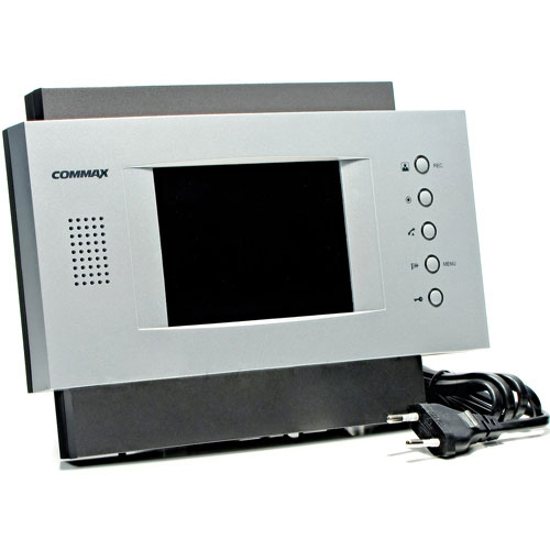 Videointerfon de interior Commax CDV-51AM, 5 inch, 4 fire, aparent imagine spy-shop.ro 2021