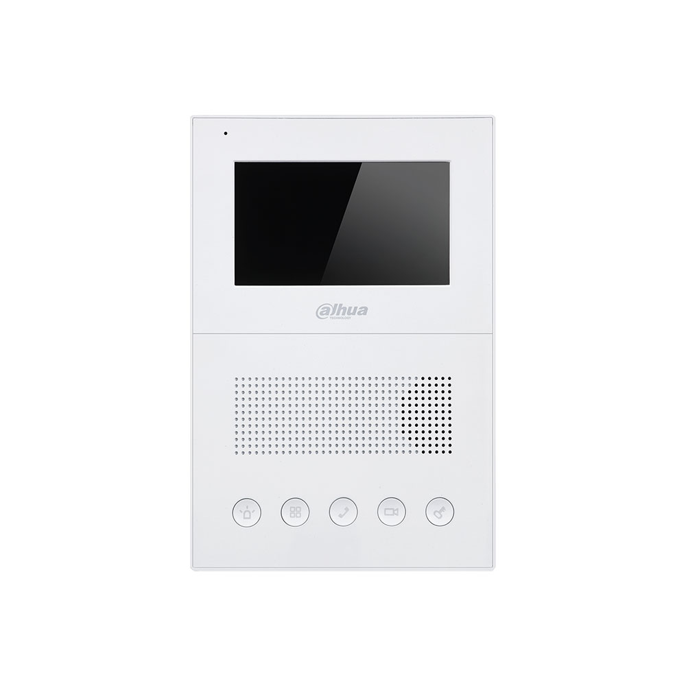 Videointerfon de interior Dahua VTH1200DS, 4.3 inch, aparent, 24 V imagine spy-shop.ro 2021