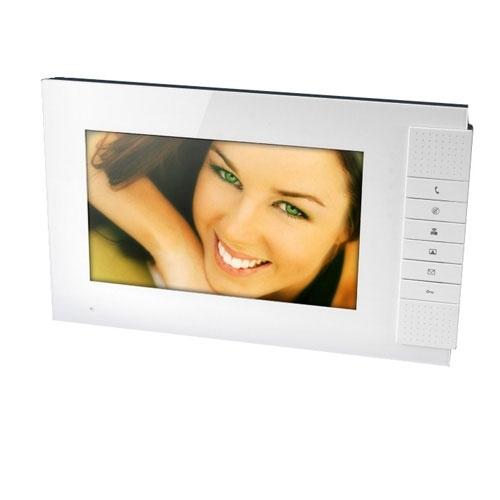 Videointerfon de interior Genway 3251-7, aparent, 7 inch