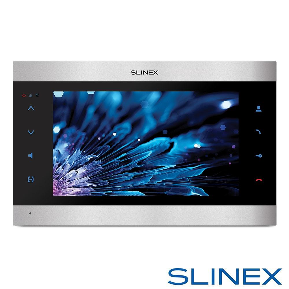 VIDEOINTERFON DE INTERIOR IP WIFI SLINEX SL-10IPT-SB