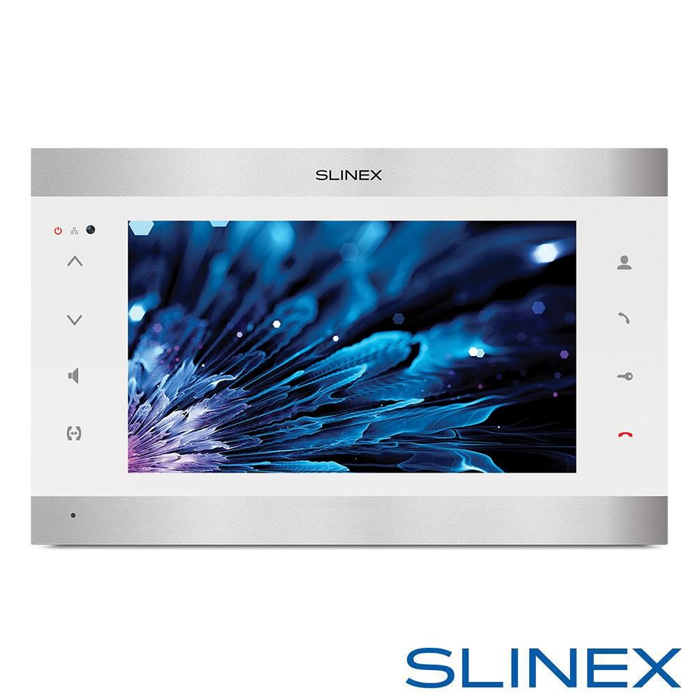 VIDEOINTERFON DE INTERIOR IP WIFI SLINEX SL-10IPT-SW