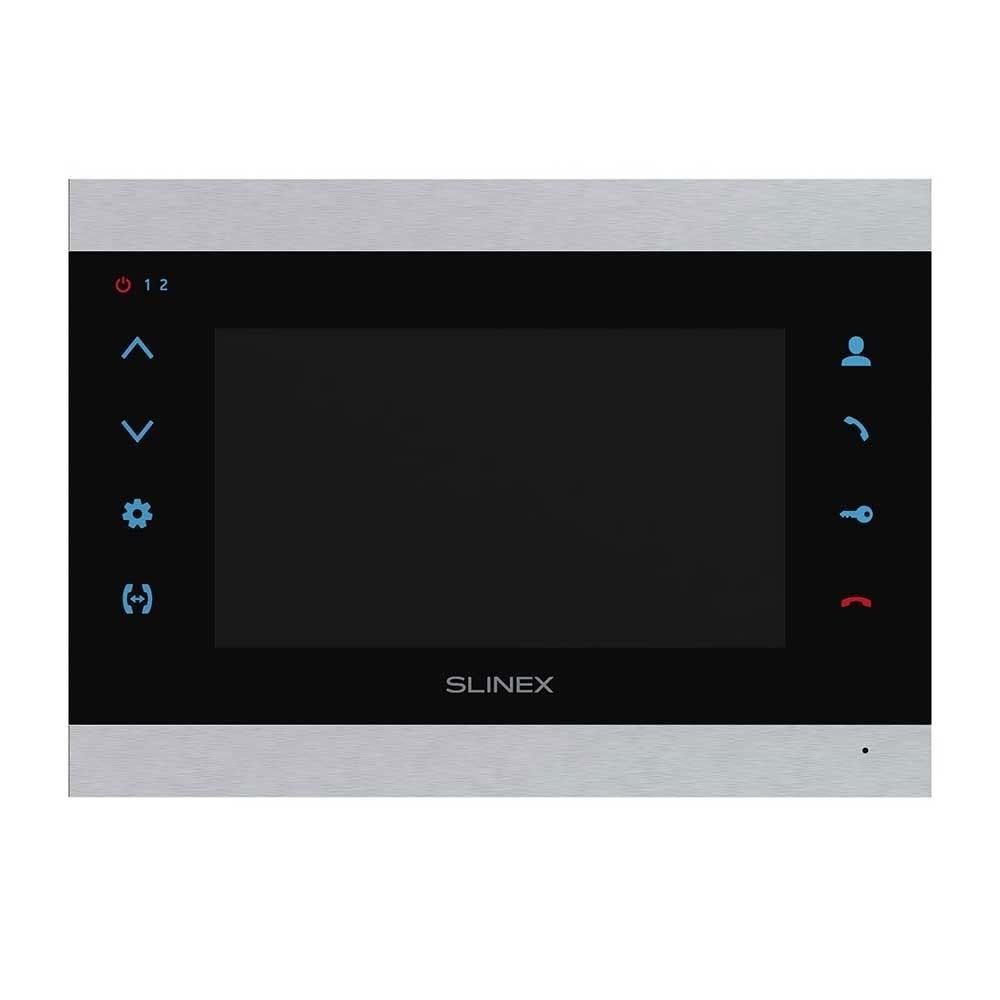Videointerfon de interior Slinex SL-07M-SB, 7 inch, aparent, 100-240 V