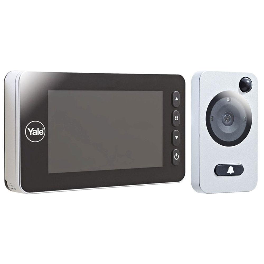 Vizor electronic YALE 45-5800-1443-00-60-11, 4.3 inch, 4 GB imagine spy-shop.ro 2021