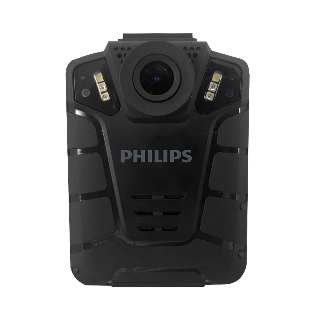 BODY CAMERA FULL HD PHILIPS VTR8110 + CARD 32 GB INCLUS
