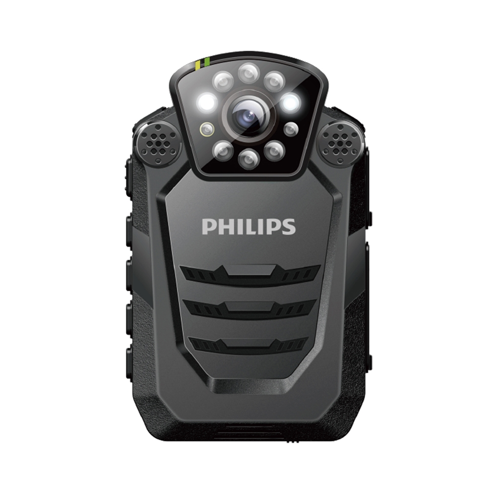 BODY CAMERA FULL HD PHILIPS VTR8200 + CARD 16 GB INCLUS