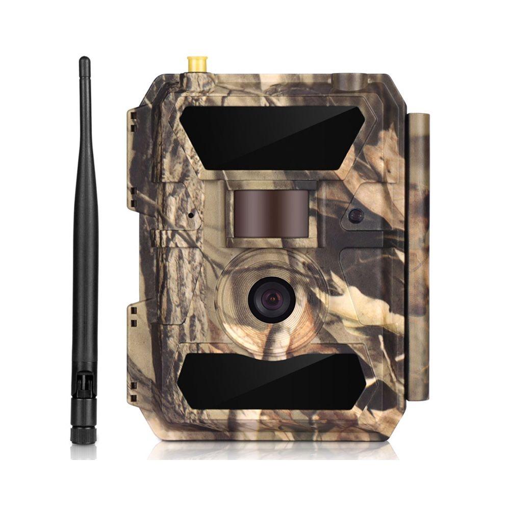 Camera video pentru vanatoare WIL-3.5G Willfine, 12 MP, GSM 3G, IR 20 m imagine spy-shop.ro 2021