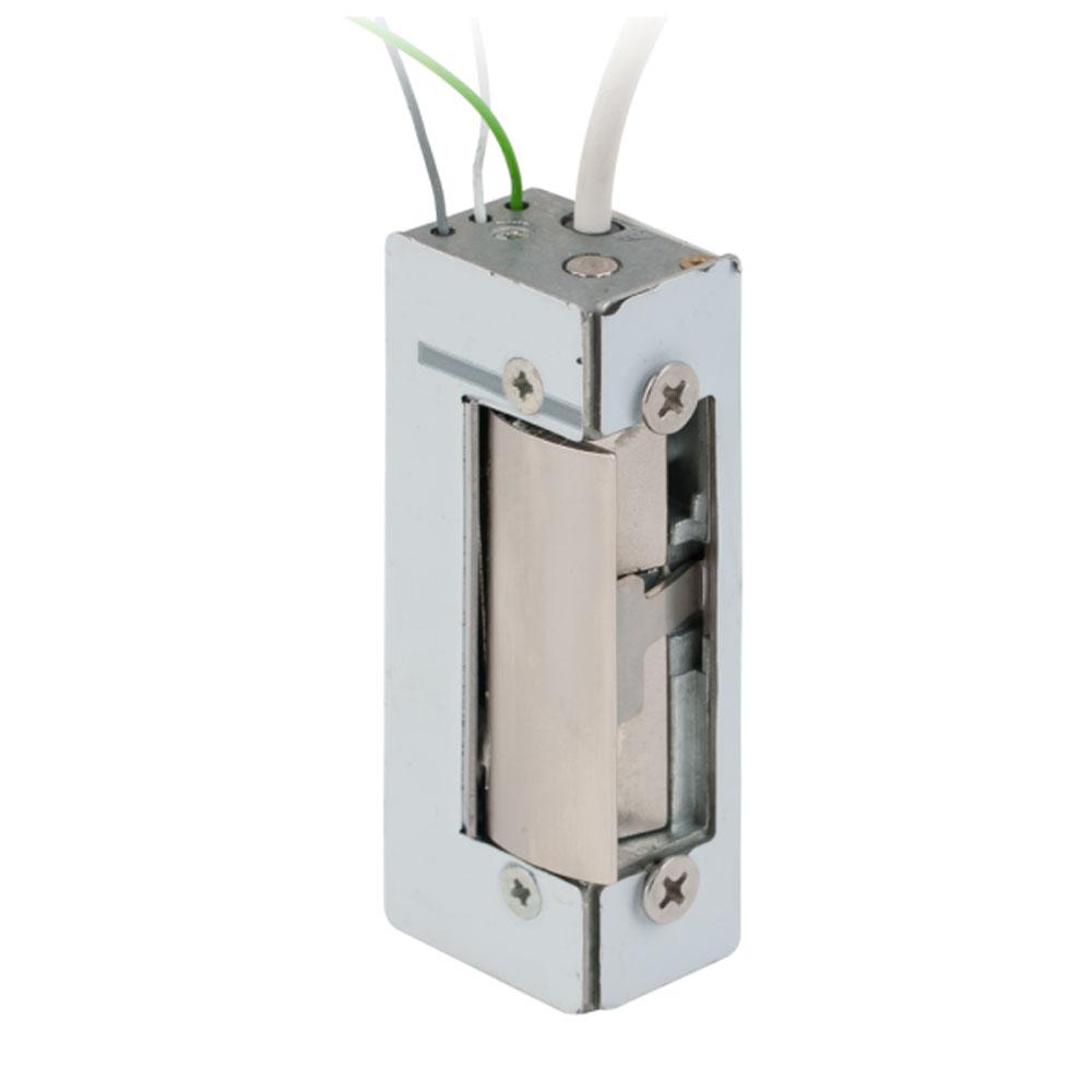 Yala electromagnetica cu monitorizare DORCAS-50N305-424, 800 kgf, ingropat, 24 V