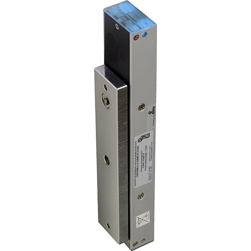 Electromagnet de suprafata CDVI V3SRB, 300 kgf, indicator LED, buzzer intern imagine spy-shop.ro 2021