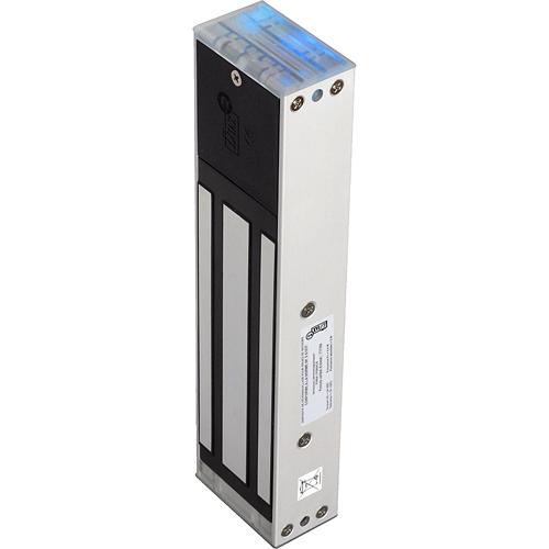 Electromagnet de suprafata CDVI V5SRB, 500 kgf, releu intern monitorizat, indicator LED