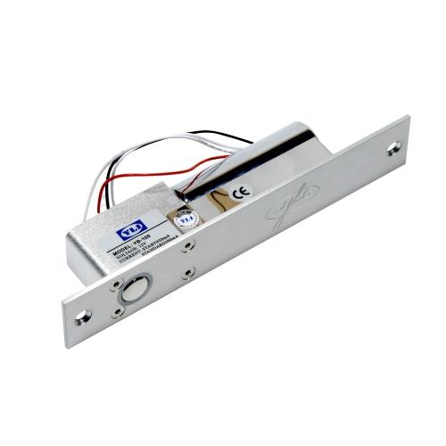 Bolt electromagnetic YB-100+(LED), fail safe, temporizator, 800 Kgf