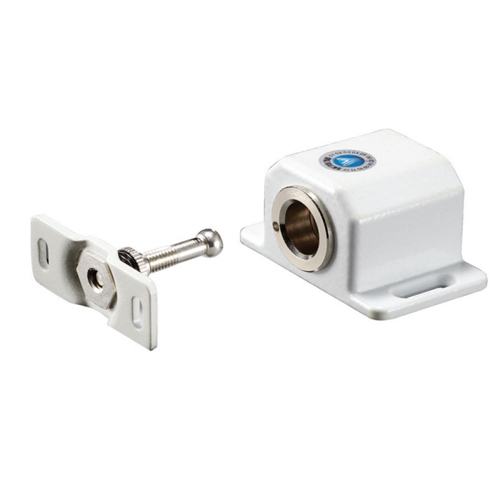 Incuietoare electromagnetica aplicata YE-304NO, fail secure imagine spy-shop.ro 2021