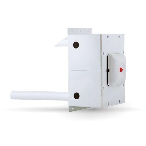 Carcasa detectie fum in conducte UniPOS YKB02K, conventional imagine spy-shop.ro 2021