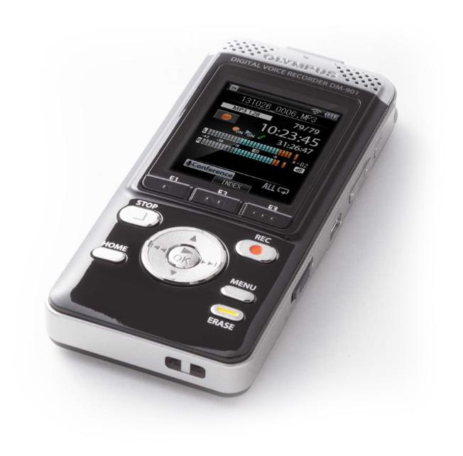 Reportofon digital Olympus DM-7 Wi-Fi