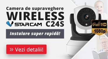 Camera supraveghere ip wireless FULL HD VSTARCAM C24S