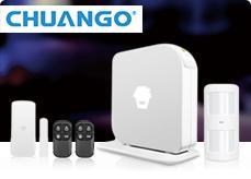 sisteme alarma antiefractie wireless chuango